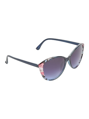 UV protected cat eye sunglasses - 15626041 - Standard Image - 2