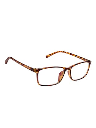 Rectangle Full Rim EyeGlass - 15628860 - Standard Image - 2