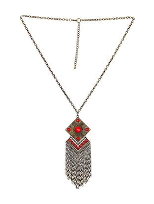 Long necklace - 15643853 - Standard Image - 2