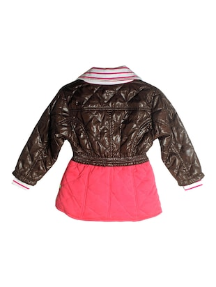 multi colored leather jacket - 15659494 - Standard Image - 2