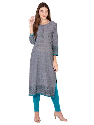 Green Kurta- Buy Green Kurti for girls, Short Kurtis Online in India
