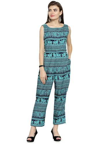 442cb7753a7 Buy Striped Dhoti Jumpsuit for Women from Idalia for ₹899 at 50 ...