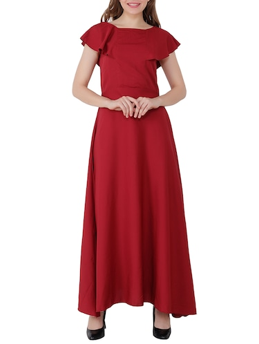 b4d6e6e65b4e5 Dresses for Ladies - Buy Gown, Long, Maxi & Formal Dresses at Limeroad