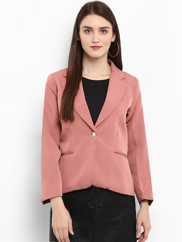 Blazers for Women - Buy Designer Blazers, Long Coats Online in India