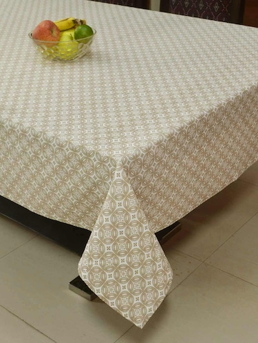 Buy Cotton Screen Printed Table Cover By Raghuraj Lifestyle Online