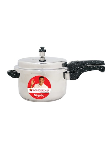 a482e69cb Buy Stainless Steel Pressure Cooker With Induction Bottom by Vinod Cookware  - Online shopping for Pressure Cookers in India