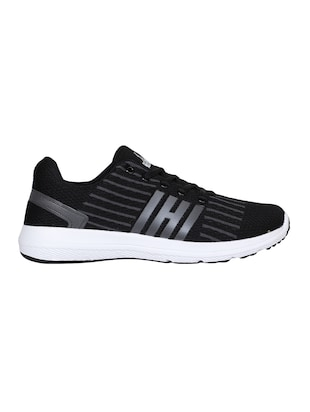 black Fabric sport shoes - 15729384 - Standard Image - 2