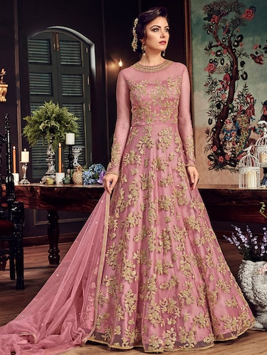 Anarkali Suits Buy Anarkali Dresses Online