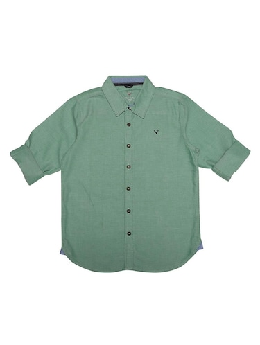 8a5e7d936 Buy olive green shirt for kids in India @ Limeroad