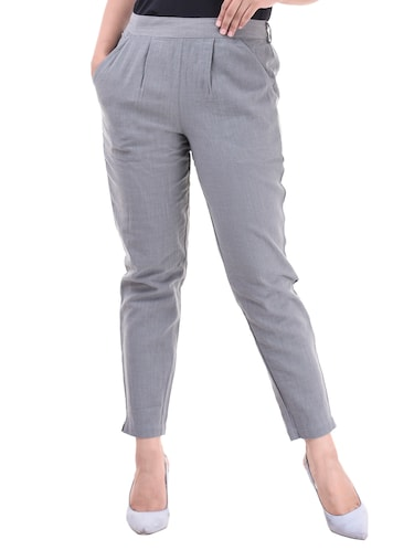 dc780615564c Trousers For Women - Upto 70% off