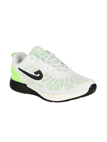 07044f2dd Sports Shoes for Men - Buy White   Black Running Shoes at Limeroad