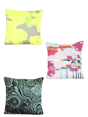 Alina Decor Set Of 8 Cushion covers - 15828139 - Standard Image - 2
