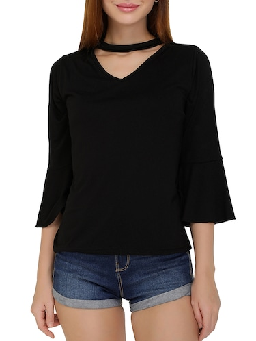 f3fbe5aab Ladies Tops – Buy Off Shoulder, Long, Tube & Tunic Tops at Limeroad