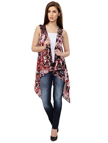 3f667a7e27e 750+ Capes and Shrugs - Buy Long Shrugs for Women Online in India