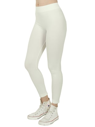 high rise ankle length legging - 15942470 - Standard Image - 2