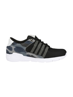 black Mesh sport shoes - 15960591 - Standard Image - 2