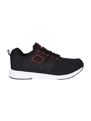 black Mesh sport shoes - 15960772 - Standard Image - 2