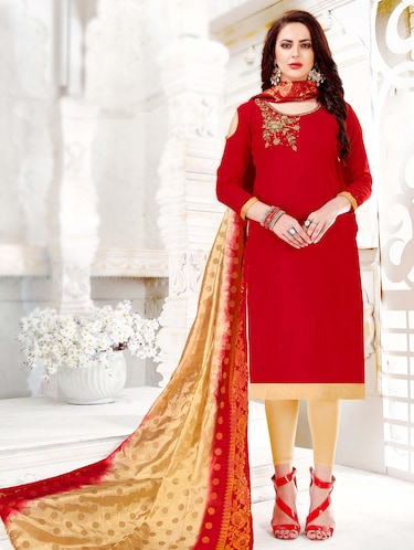 4cdc68508 Unstitched Suits - Upto 70% Off