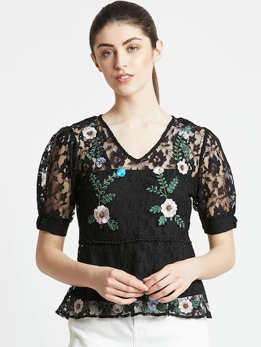 b89b8f64e Party tops - Buy Party tops Online at Best Prices in India - LimeRoad.com