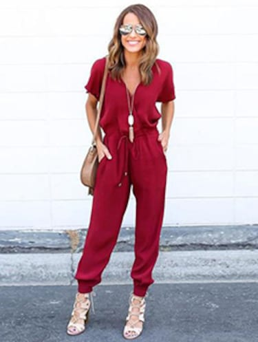 0ad339e6f0a Jumpsuits for Women - Upto 70% Off