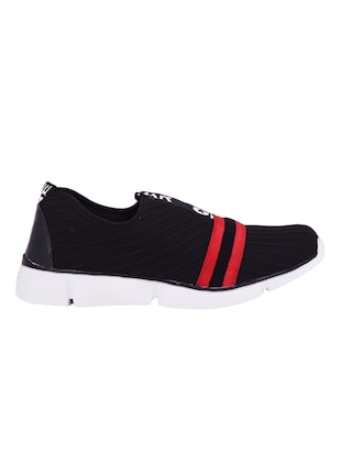 black sport shoes - 16111462 - Standard Image - 2