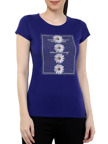 85483691187 T Shirts for Women - Upto 70% Off