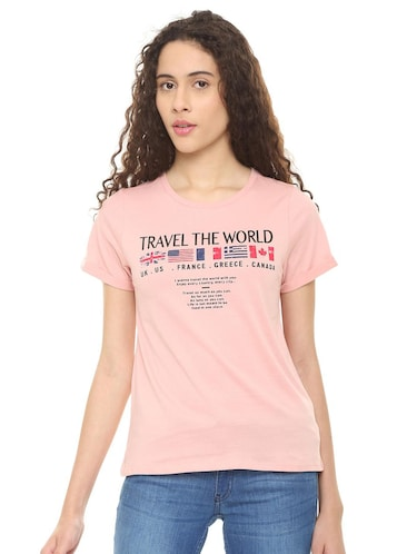 2988d7278e4 T Shirts for Women - Upto 70% Off