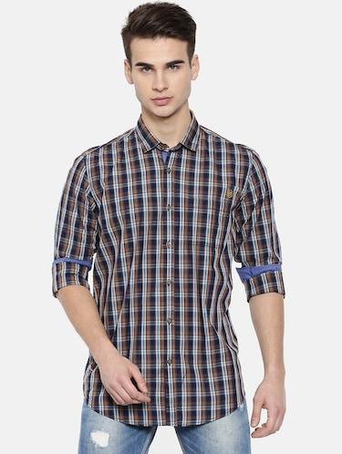 124242a4a3e Casual Shirts - Buy Linen   Denim Casual Shirts for Men at Limeroad