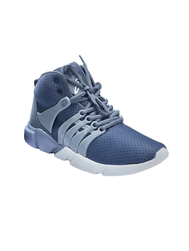ae53bf3a534 Buy crew street grey sports shoes in India   Limeroad
