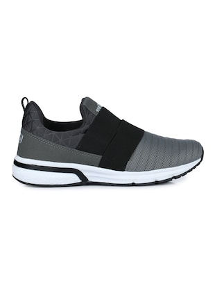 grey mesh sport shoes - 16191086 - Standard Image - 2
