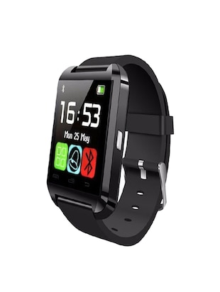 Android and IOS compatible Bluetooth Smart Watch U10 and bluetooth earphones - 16198746 - Standard Image - 2