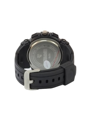SKMEI 1270 BLACK Original Wrist Watch for Men - 16226511 - Standard Image - 2