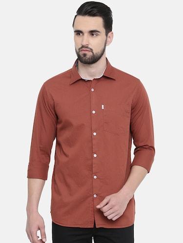 751df6e29ca Casual Shirts - Buy Linen   Denim Casual Shirts for Men at Limeroad