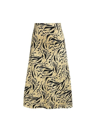27aefb0d7b Buy Animal Print Crepe Skirt for Women from Natty India for ₹2300 at 0% off  | 2019 Limeroad.com
