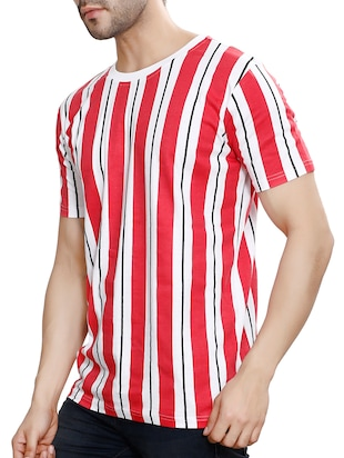 red striped tshirt - 16271005 - Standard Image - 2