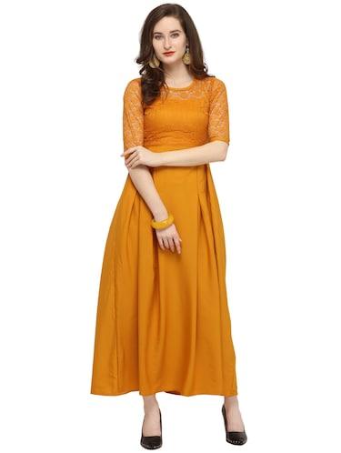 f57eaa46a Long Dresses - Buy Designer Long Dresses for Girls Online In India