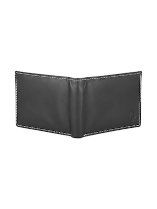 black leather wallet - 16293647 - Standard Image - 2