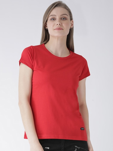 1c230fa9 T Shirts for Women - Upto 70% Off | Buy Womens Designer Printed T ...