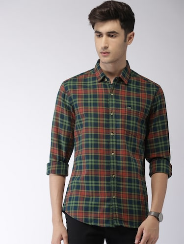 65b3e6b53 Men Casual Shirts