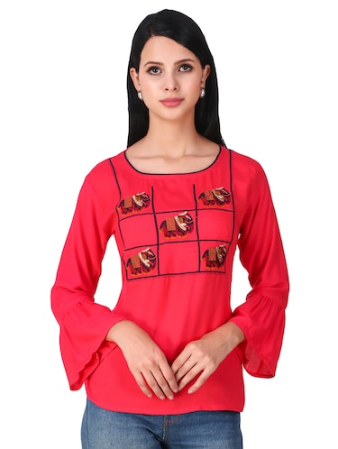 10463d5171 Ladies Tops – Buy Off Shoulder, Long, Tube & Tunic Tops at Limeroad