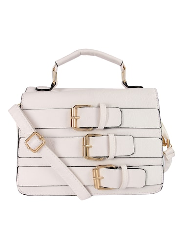 Girls Women/'s Stylish Multi Compartment Top Handle Faux Leather Plain Hand Bag
