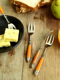 Fruit Fork- Set Of 4 - Horizon
