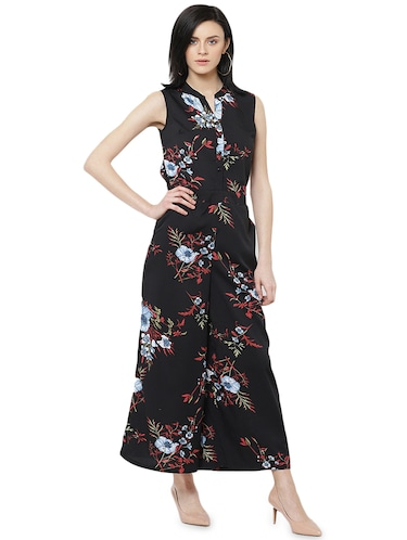 Womens Playsuit,Womens Off Shoulder Rompers Print Floral Ruffle Backless Playsuits Short Jumpsuits Ouneed