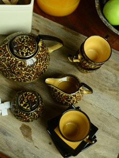 Heritage Cup And Saucer - Set Of 12 - Cultural Concepts
