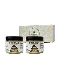 neelamari pure henna leaf powder (200g)
