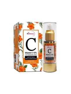 stbotanica vitamin c 15% age defying & skin clearing serum