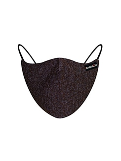 brown anti-pollution mask