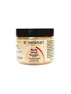neelamari body wash powder (100g)