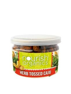 Herb Tossed Caju - Nourish Organics