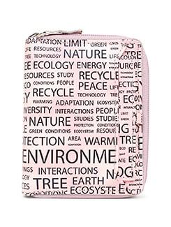 pink leatherette (pu wallet